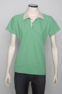 CAMISETA POLO FEMININA pronto